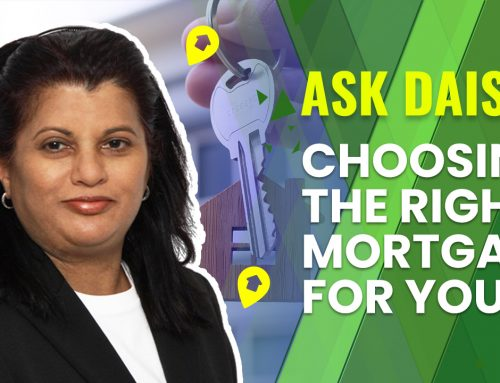 Ask Daisy: Choosing the Right Mortgage for You